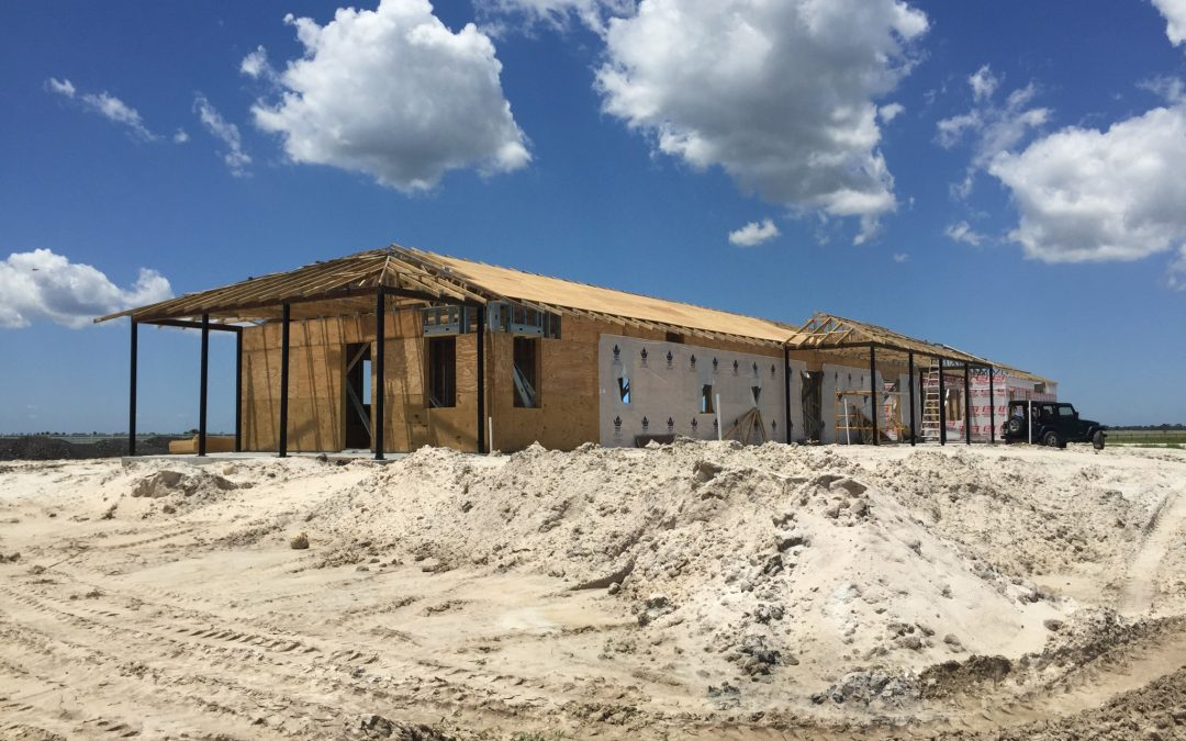 Building or buying new construction in south florida gmf for Building a house in florida