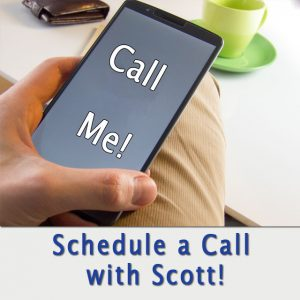 Schedule a call with Scott Donn