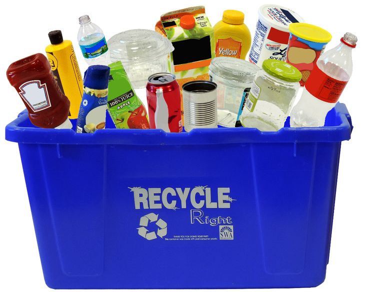 Recycling in Palm Beach County – Yellow and Blue Make Green
